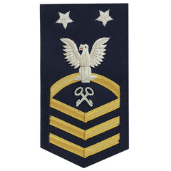 Coast Guard E9 Rating Badge:  Storekeeper