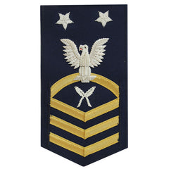 Coast Guard E9 Rating Badge:  Yeoman