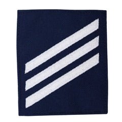 Coast Guard Ratting Badge: Group Rate E3 Seaman - blue serge