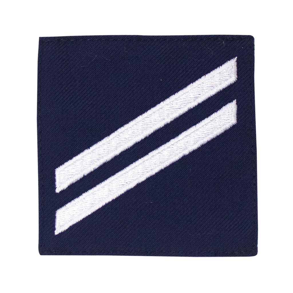 Coast Guard Ratting Badge: Group Rate E2 Seaman - blue serge