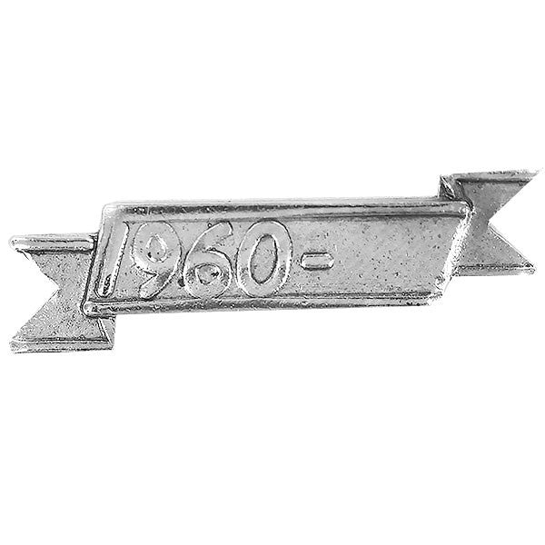 Full Size Medal Attachment: 1960 Date Bar for the Republic of Vietnam Campaign award
