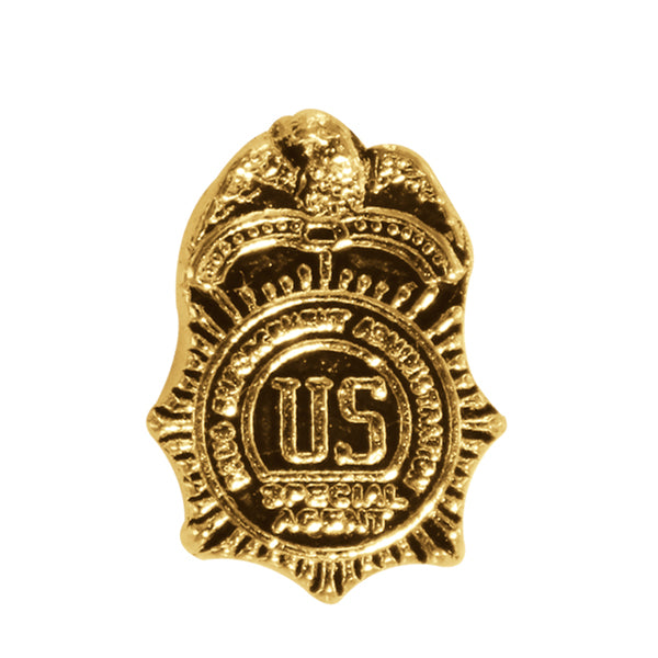 USNSCC / NLCC - Gold DEA Shield Attachment