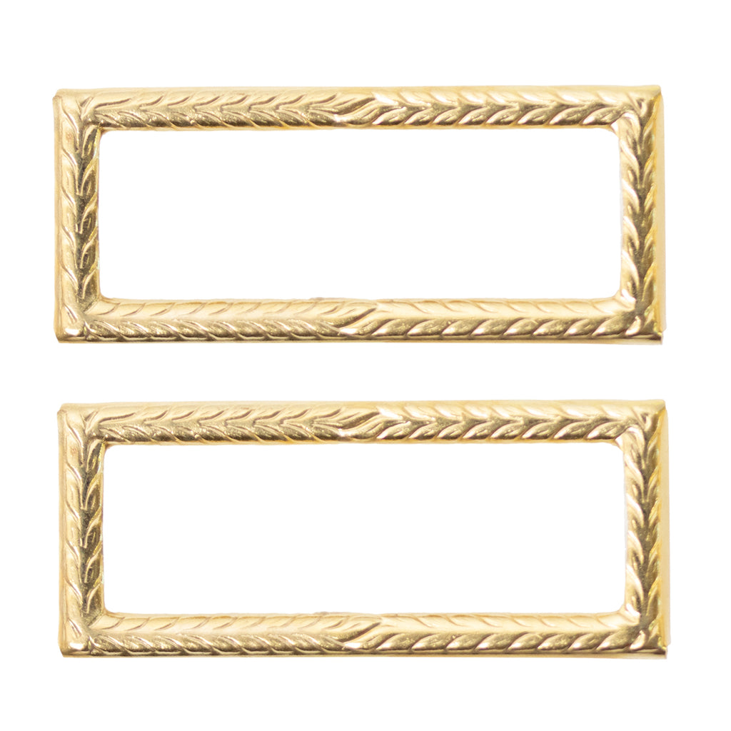 Ribbon Attachments: Frame - large
