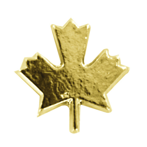 USNSCC / NLCC - Gold Maple Leaf Attachment