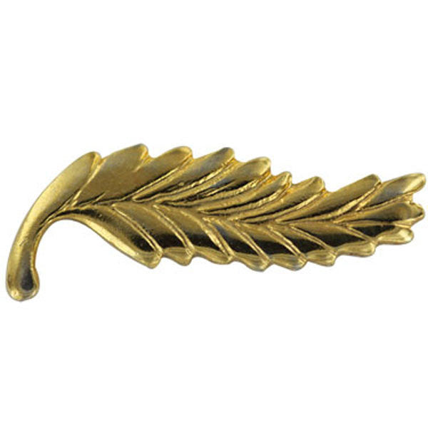 Palm Attachment 3/4 inch gold