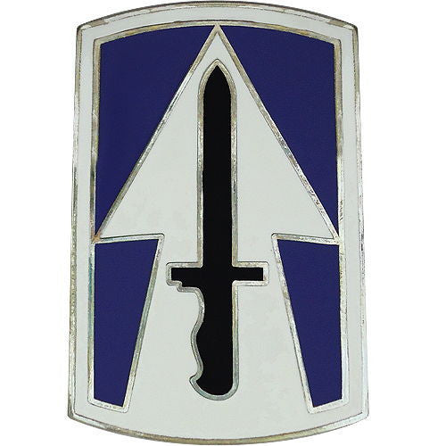 Army Combat Service Identification Badge (CSIB): 76th Infantry Brigade