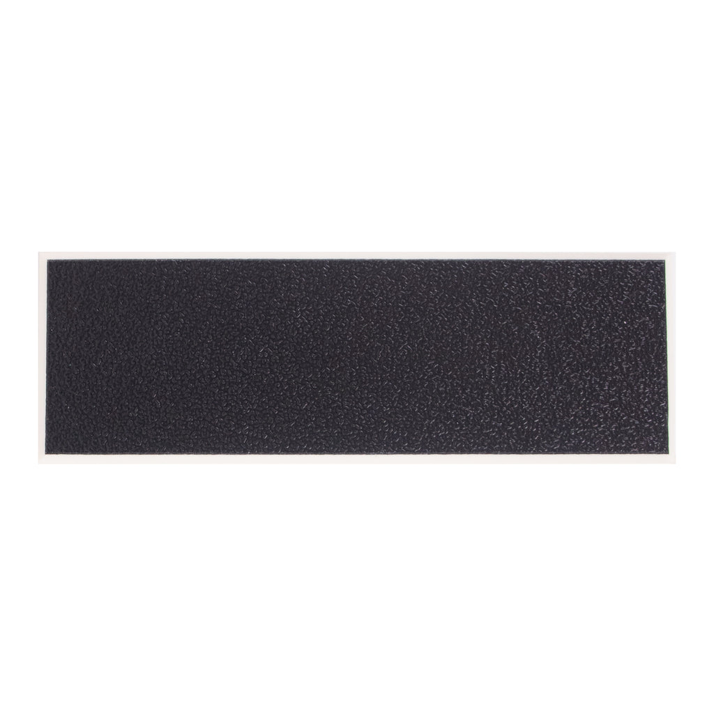 Army Name Tag: Name Plate Army Black on White BLANK