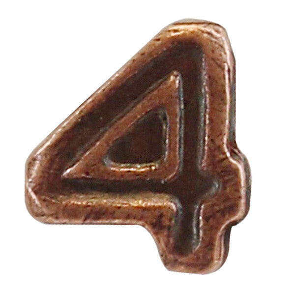 Ribbon Attachments: Strike Flight Number 4 - bronze