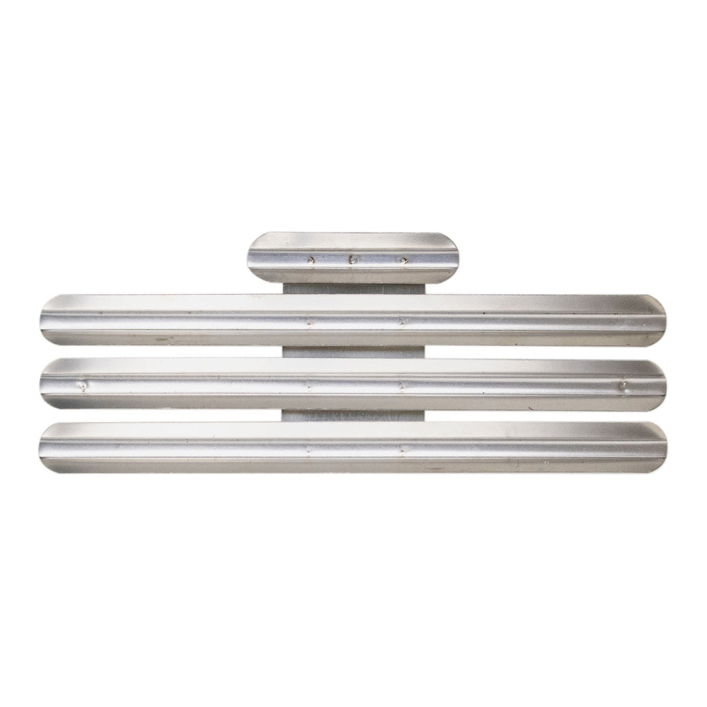 Ribbon Mounting Bar: 10 Ribbons - metal