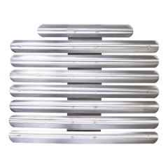 Ribbon Mounting Bar: 23 Ribbons - metal