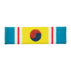 Ribbon Unit: Republic of Korea War Service with Device