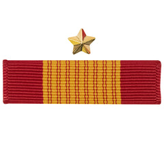 Ribbon Unit: Vietnam Armed Forces Gallantry Cross with gold star
