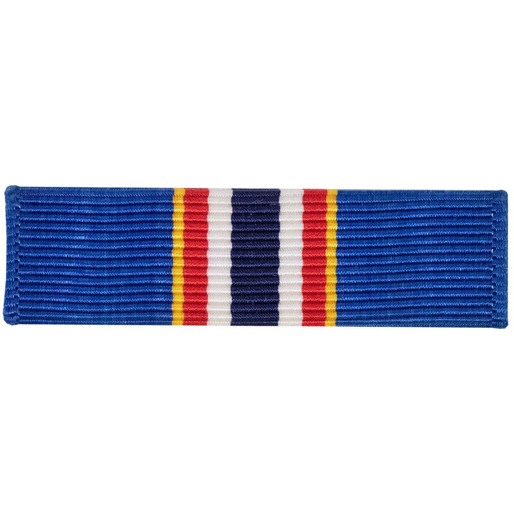 Ribbon Unit: Merchant Marine Meritorious Service