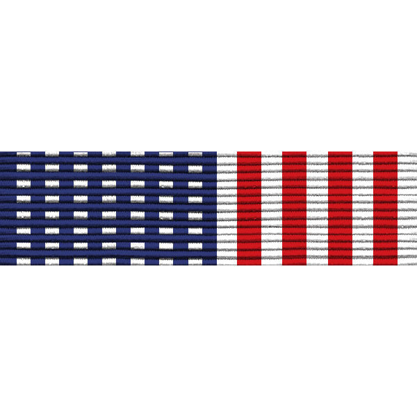Lapel Pin 2900: Stars and Stripes Ribbon