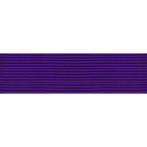 Ribbon Unit #3007: ROTC Ribbon Unit - Military Order of The Purple Heart