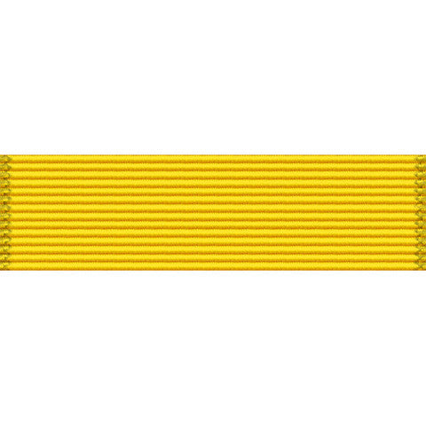 Ribbon Unit #3016 - Air Force ROTC/JROTCGold Valor Award