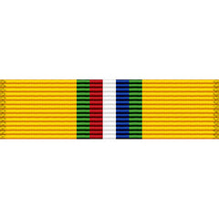 Ribbon Unit #3625: California National Guard Recruiting Award