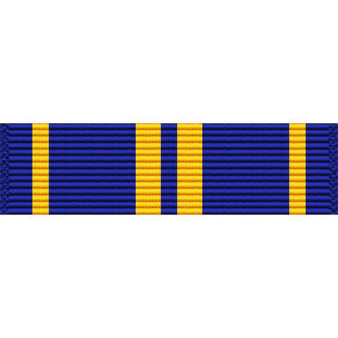 Ribbon Unit #4020: NS AFROTC Academic Award