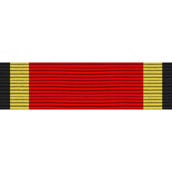 Ribbon Unit #8001: AF ROTC National Defense Industrial Association Award