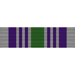 Army ROTC Ribbon Unit: N-1-4: AJROTC Perfect Attendance
