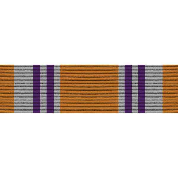 Army ROTC Ribbon Unit: N-4-3: AJROTC Volunteer Service
