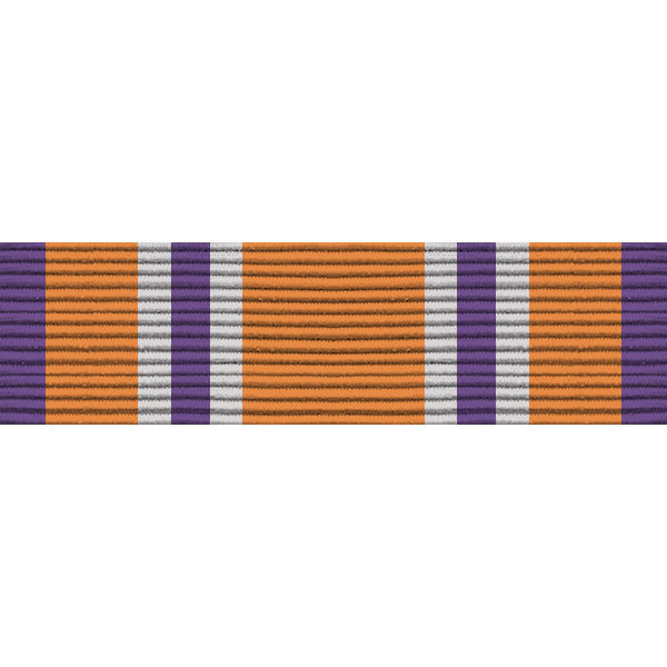 Army ROTC Ribbon Unit: N-4-7: AJROTC Excellent Staff