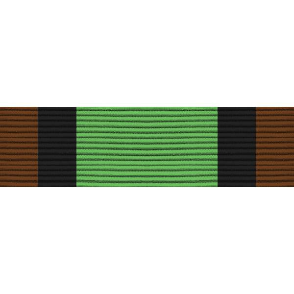 Army ROTC Ribbon Unit: R-2-3: Silver Medal Athlete