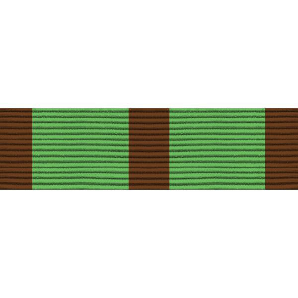 Army ROTC Ribbon Unit: R-3-9: Color Guard