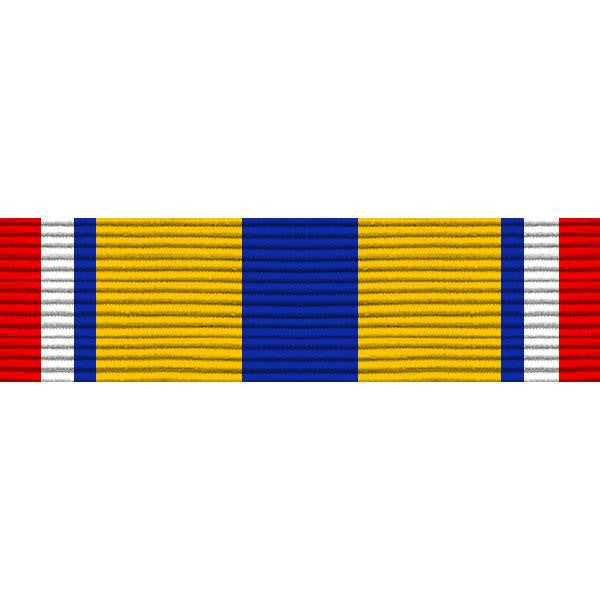 Navy ROTC Ribbon Unit: NJROTC Merit Achievement