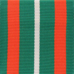 Coast Guard Achievement Ribbon Yardage
