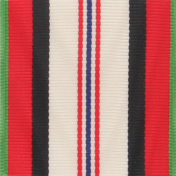 Afghanistan Campaign Ribbon Yardage