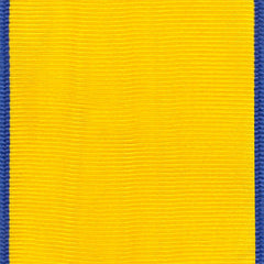 China Campaign Ribbon yardage