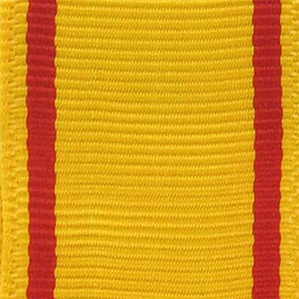 China Service Navy Ribbon Yardage