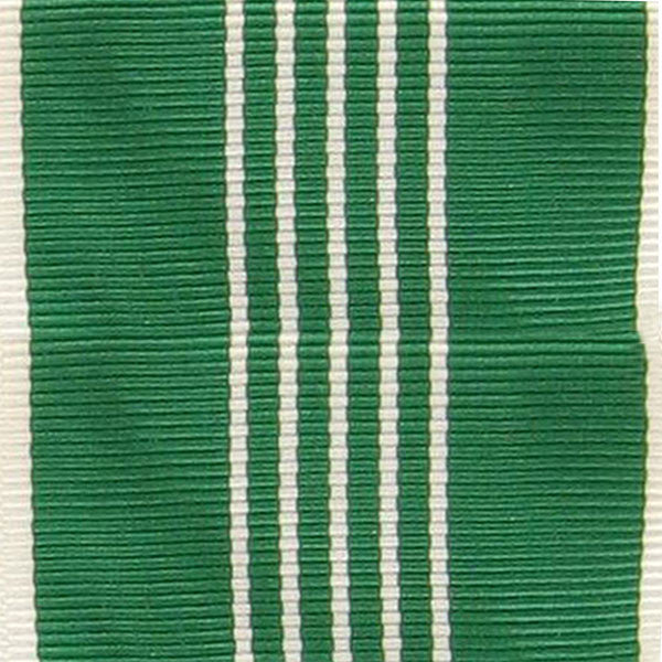 Army Commendation Ribbon Yardage