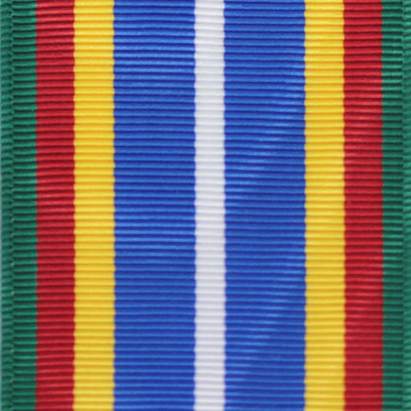 Coast Guard Bi-Centennial Unite Commendation Ribbon Yardage