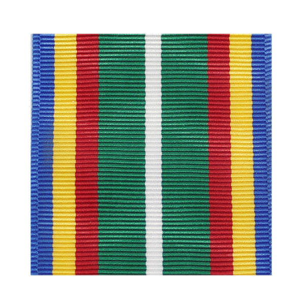 Coast Guard Unit Commendation Ribbon Yardage