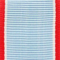 Air Force Cross Ribbon Yardage