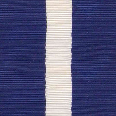 Navy Cross Ribbon Yardage