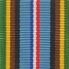 Armed Forces Expeditionary Ribbon Yardage