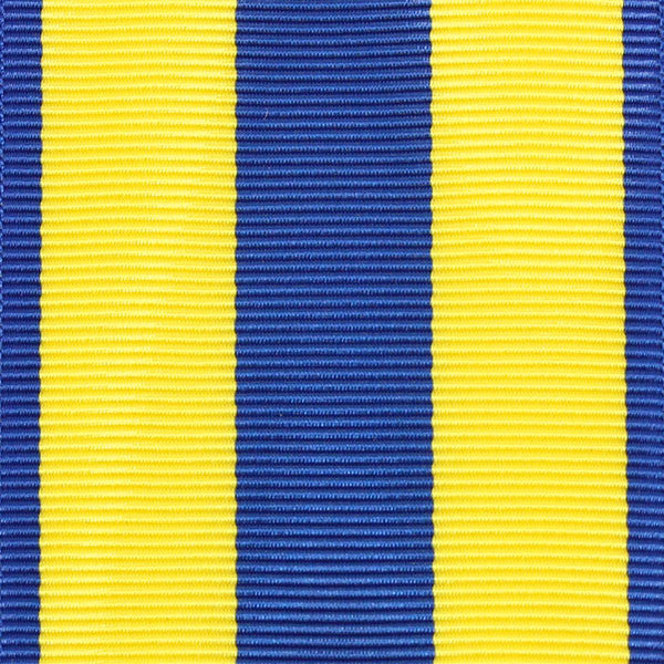Navy Expeditionary Ribbon Yardage