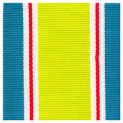 Korea War Service Ribbon Yardage