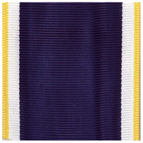 Navy E for Efficiency Ribbon Yardage
