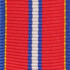 Coast Guard Reserve Good Conduct Ribbon Yardage