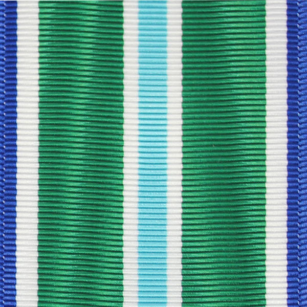 Coast Guard Meritorious Unit Commendation Ribbon Yardage