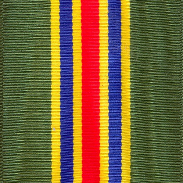 Meritorious Unit Commendation Ribbon Yardage: USN and USMC