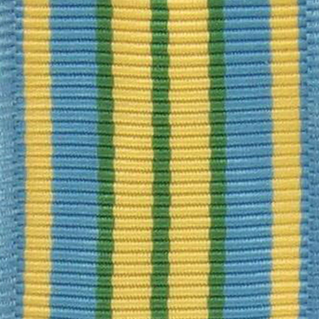 Military Outstanding Volunteer Service Ribbon Yardage