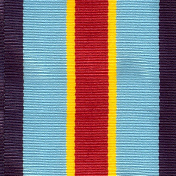 Army Overseas Ribbon Yardage