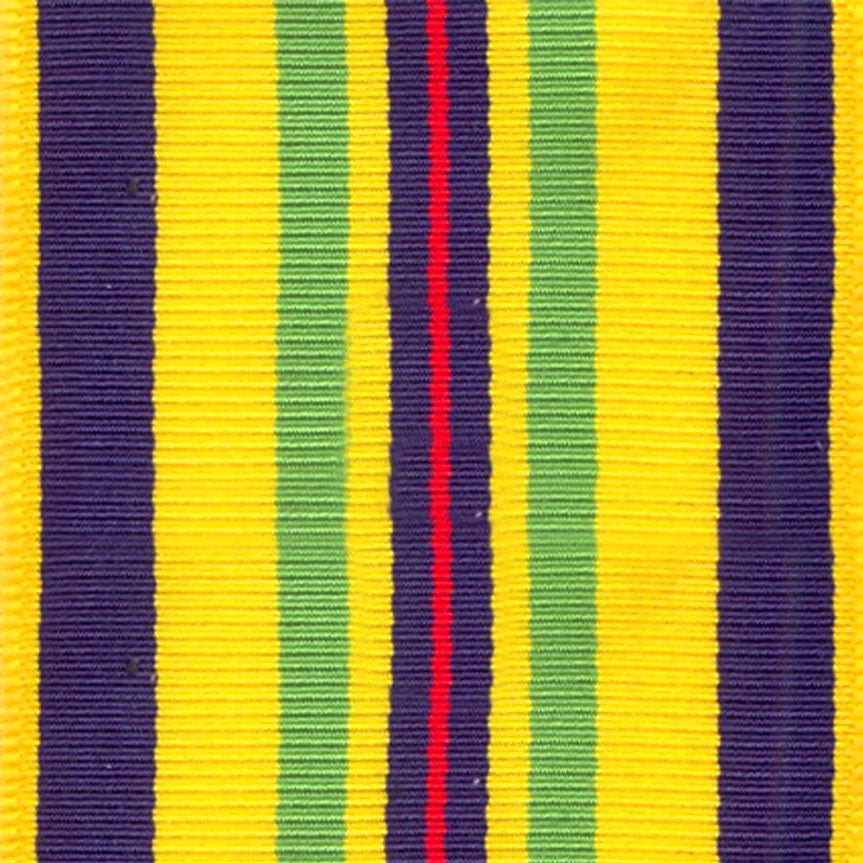 Navy Recruiting Ribbon Yardage