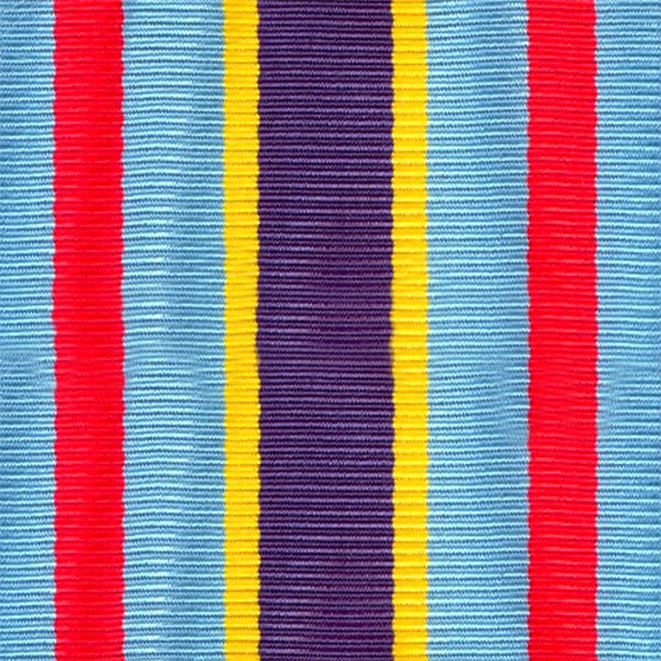 Navy Reserve Sea Service Ribbon Yardage