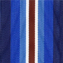 Coast Guard Restricted Duty Ribbon Yardage